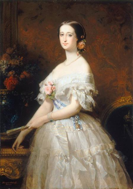 Eugenia di Montijo, Imperatrice di Francia, 1854