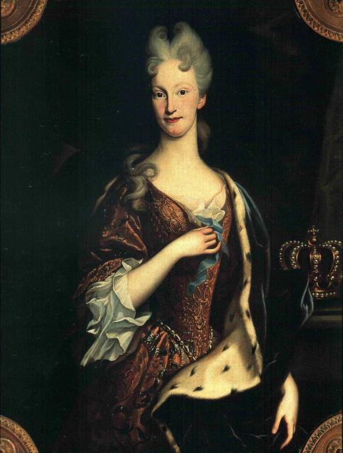 Elisabetta Farnese, 1730