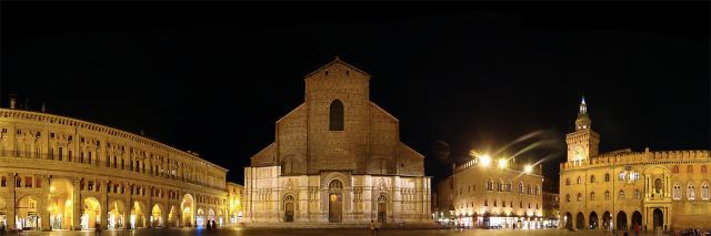 Bologna: Piazza Maggiore