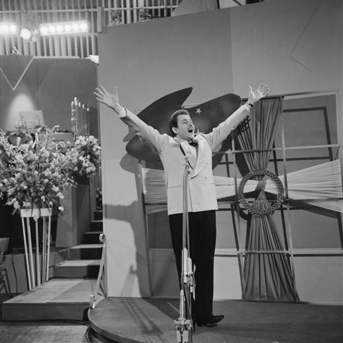 Domenico Modugno all'Eurovision, 1958