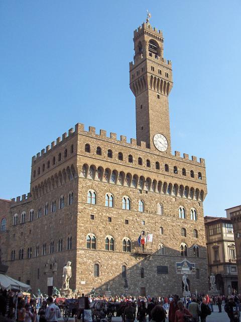 Firenze: Palazzo Vecchio