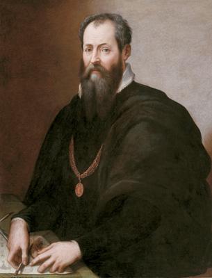 Autoritratto di Giorgio Vasari, 1566-68