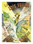 La Loïe Fuller aux Folies Bergère