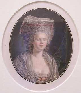 Ritratto di Mademoiselle Rose Bertin, 1780