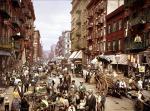 Little Italy, New York, nei primi del '900