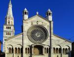 Il Duomo di Modena e la Ghirlandina