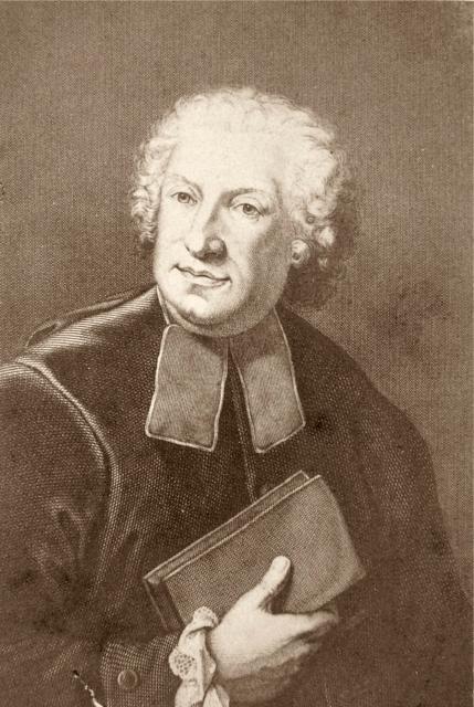 Ritratto di Pietro Metastasio