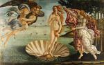 """Sandro Botticelli, la """"Nascita di Venere"""""""