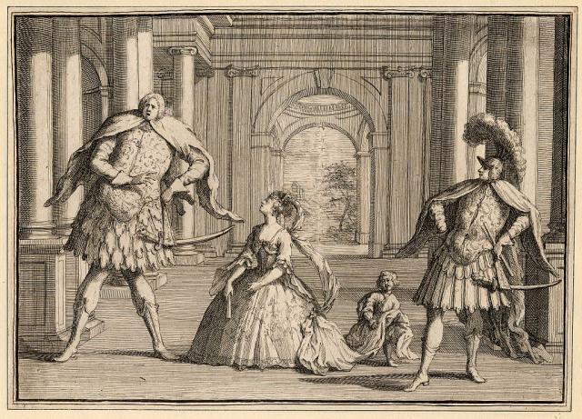 I castrati nel XVIII secolo