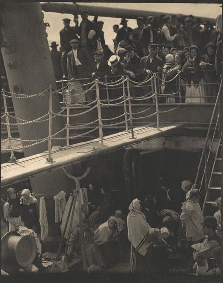 """""""Terza classe"""" di Alfred Stieglitz, 1907"""