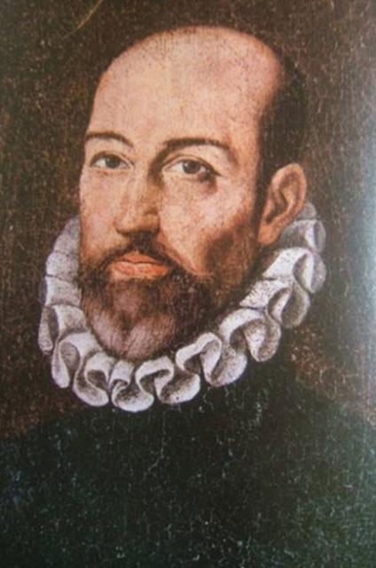 Federico Zuccheri, Ritratto di Tasso, 1594
