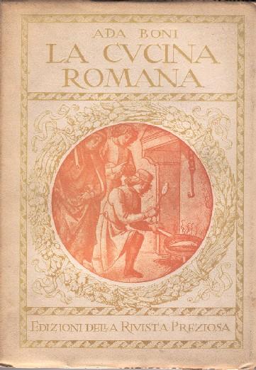 Ada boni la cucina romana 1929 vivit for La cucina romana