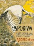 """Umberto Bottazzi, """"Emporium"""", 1899"""
