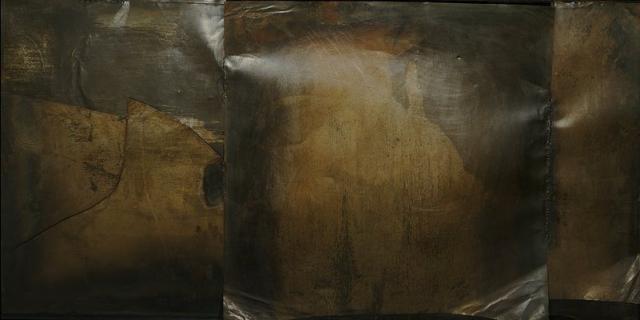 """Burri, """"(Grande) Ferro M5"""", 1958"""
