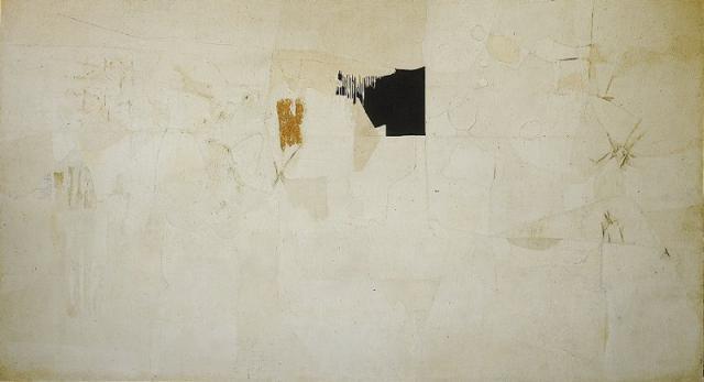 "Burri, ""Bianco"", 1952"