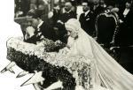 Il matrimonio di Edda Mussolini e Galeazzo Ciano, 1930