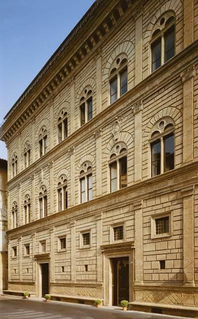 Palazzo rucellai firenze vivit - I giardini di palazzo rucellai ...