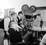 Il regista Dino Risi