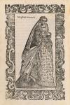 """Cesare Vecellio, """"Habiti antichi et moderni"""", 1598"""